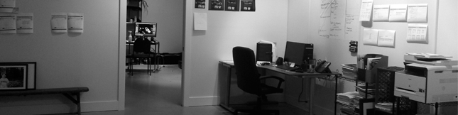 Inside the office of Buena Digital