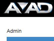 Avad Web Admin Case Study